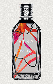 Etra, EdT - One way - Breath of Cinnamon Rose