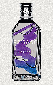 Etro Pegaso, EdT - Dare to dream - Dash of lime and cedar