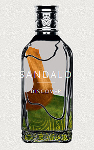 Etro Sandalo, EdT - Masculine and intimate - Souvenir of petitgrain
