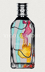 Etro Vicolo fiori, EdT - Renaissance of the senses - Scent of lotus and waterlily